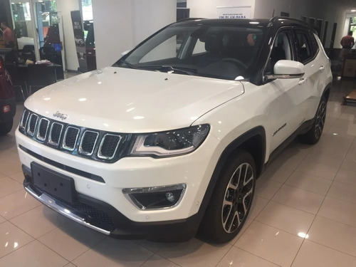 Jeep Compass Limited Plus At9 Okm 2021 4x4 Extreme #13