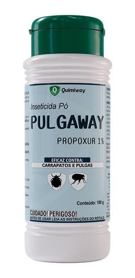 Pulgaway Pó 100gr