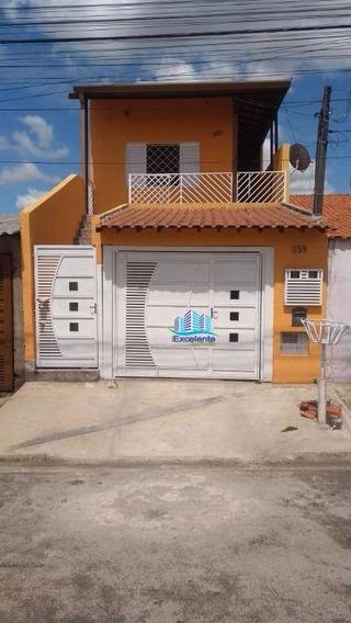 Sobrado Residencial À Venda, Jardim Amanda I, Hortolândia. - So0036