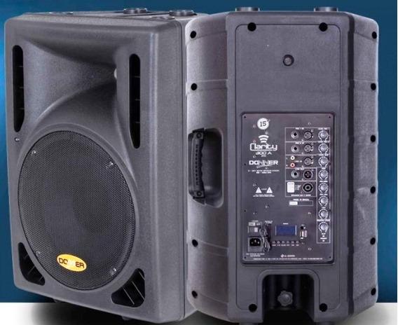 Caixa Acústica Ativa Cl 300a Bt Com Usb E Bluetooth