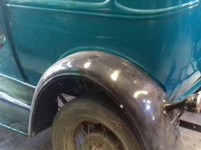 Ford A 1929 90% Restaurada Solo Terminar