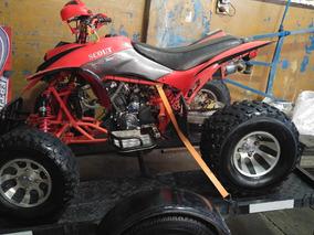 Cuatriciclo Socout 300cc Unico Dueno Excelente