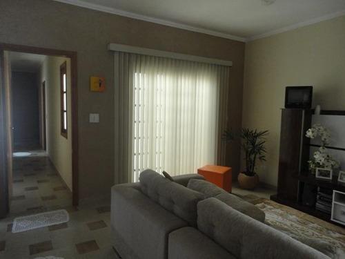 Casa Residencial À Venda, Jardim Paulista, Itu - Ca0090. - Ca0090