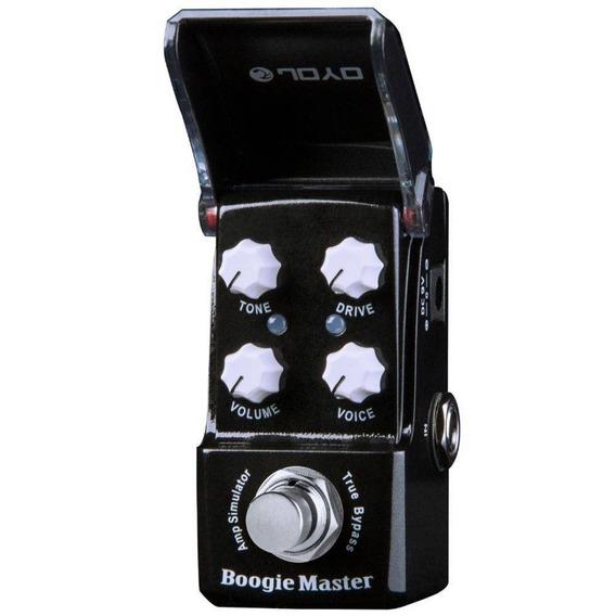 Pedal Joyo Boogie Master   Jf 309   Compacto   Para Guitarra