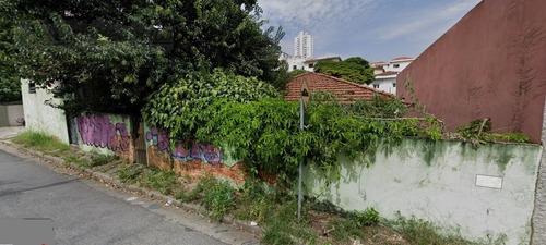 Imagem 1 de 1 de Terreno Para Venda, 0.0 M2, Perdizes - São Paulo - 2678