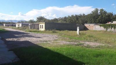 Terreno En Venta En Rosales Fraccionamiento Villas Santa Cruz