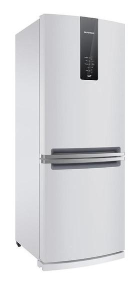 Geladeira frost free Brastemp BRE57A branca com freezer 443L 110V