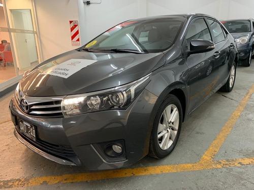 Toyota Corolla Xei Cvt. 1 Año Garantía Oficial O 20.000 Kms