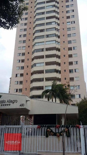Imagem 1 de 18 de Apartamento Residencial À Venda. - Ap0174
