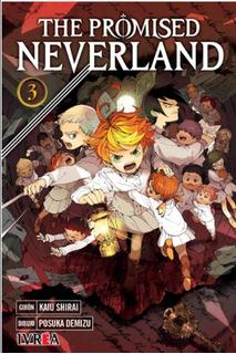 Promised Neverland, The 03 Kaiu . Envío Gratis 25 Días