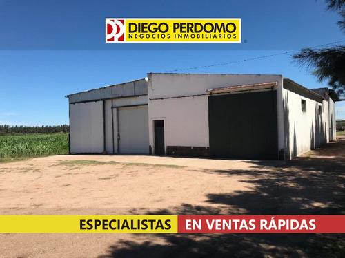 Chacra De 8,5 Has En Venta, Ciudad Del Plata