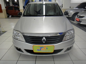 Renault Logan 1.0 16v Up Expression Hi-flex 2011