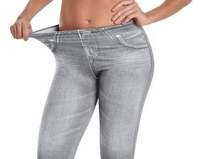 Calça Modeladora Lejeans - 1 Unidade (cinza)   Cinza