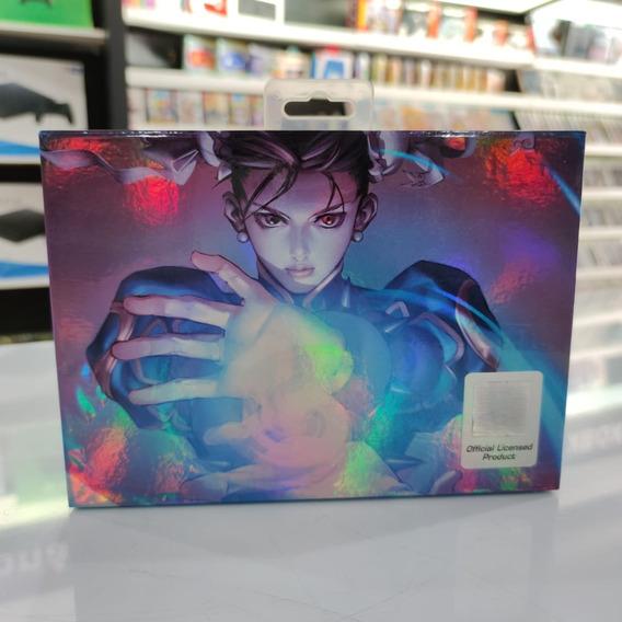 Controle Edição 15 Aniversário Street Fighter Ps2 - Chun Li