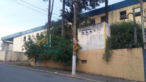 Pavilhão/galpão Industrial À Venda Em Santana De Parnaíba/sp - 807