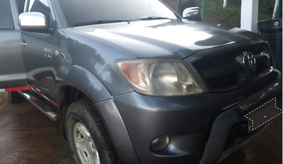 Toyota Hilux Hilux Dc 4x4 2.7 Cc