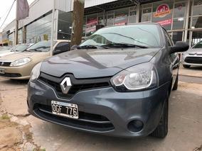 Renault Clio Mio 2014 Gris 4 Puertas Ogf