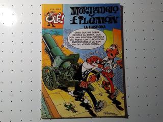 Mortadelo Y Filemón Nro 39. Libro Edición Olé.