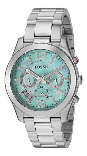 Relógio Fossil - Dual Time - Es4219/1vn