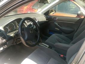 Honda Civic Ex Sedan At