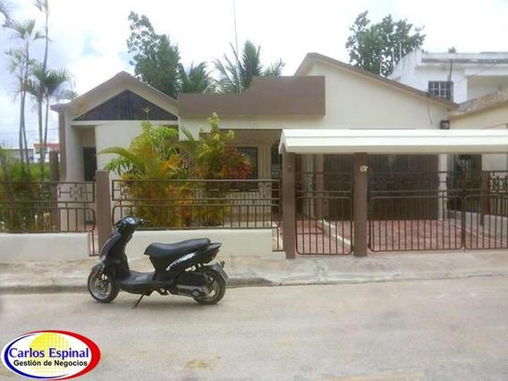 Casa De Venta En Higuey, República Dominicana Cv-117