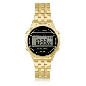 Relógio Lince Feminino Digital 5 Atm Sdph021l Bxkx
