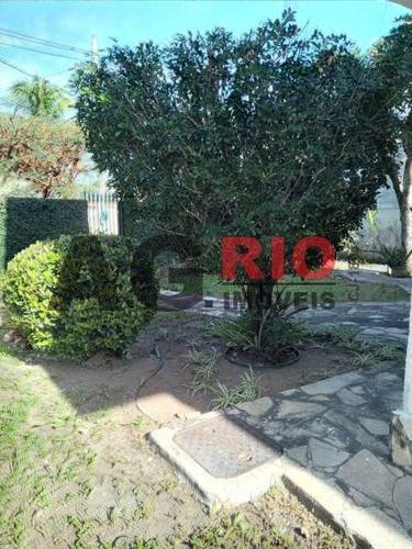 Casa De Rua-à Venda-taquara-rio De Janeiro - Tqca30061