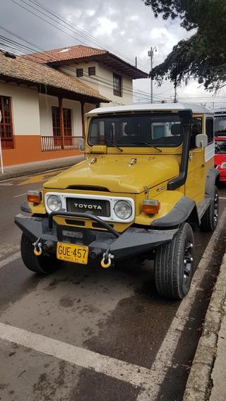 Toyota Fj Toyota Fj40 Modelo80