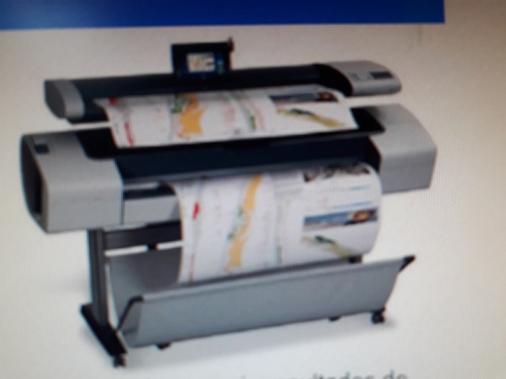 Multifuncional Hp Designer T1120 Sd Mfp