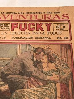 Antiguas Revistas Pucky