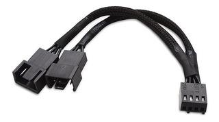 Cable Adaptador Cpu 4pin Molex Pwm 1 A 2 Ventilador Tx4