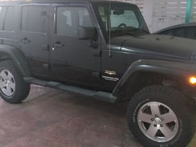 Jeep Wrangler Sahara Unlimited 4x4 At 2009