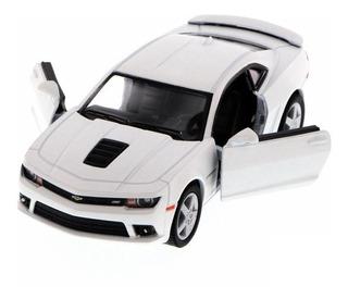 Mini Carro Camaro 13cm Colecionador Faróis Lanterna Acrílico
