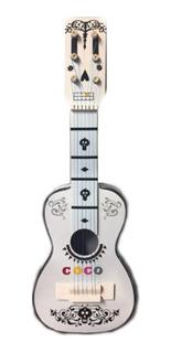 Guitarra De Coco Artesanal -jazal-