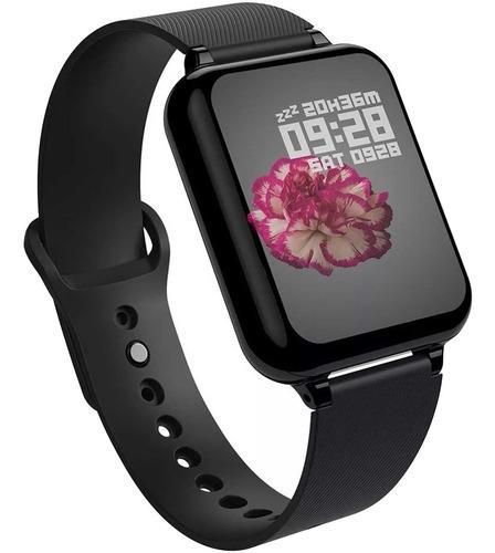 Reloj Inteligente Fralugio B57 Bluetooth Deportivo Ip67