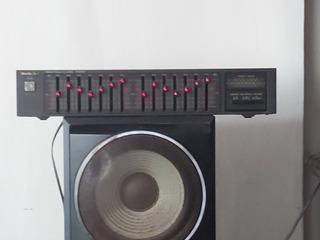 Equalizador Technics Sh-8028