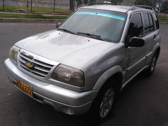 Chevrolet Grand Vitara Mt 2000 4x4