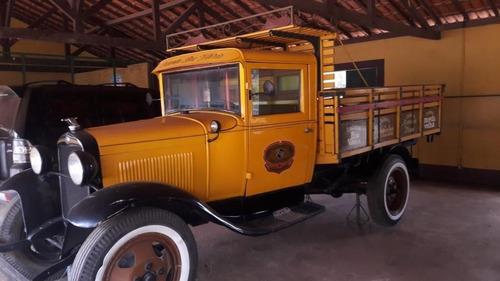 Imagem 1 de 2 de Caminhão Ford 3/4 1931
