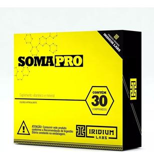 Combo 5x Somapro - 30cáps - Iridium (antigo Somatodrol)