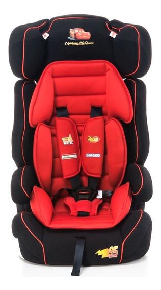 Butaca Booster Para El Auto Bebé Disney Cars . 9 A 36 Kg