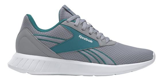 Zapatillas Reebok Running Lite 2.0 Mujer Gr/pe