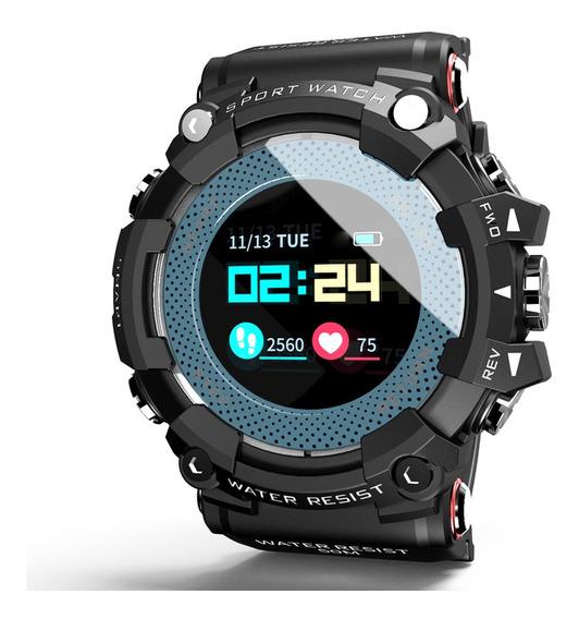 Lokmat Mk23 Inteligente Relógio Esporte Inteligente Lcd 50 M