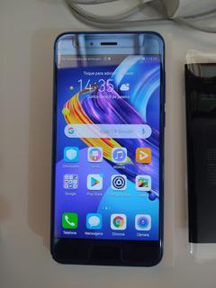 Huawei Honor 9 6 Gb 64 Gb Android 9 Azul Semi Novo