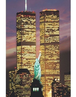 Puzzle Iluminado World Trade Center-1000 Piezas Jigsaw Tomax