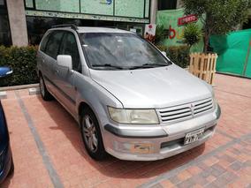 Mitsubishi Space Wagon Para 7 Personas De Oportunidad.