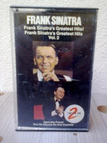 Fita K7 Frank Sinatra - Greatest Hits Vol. 1 & 2 (importada)