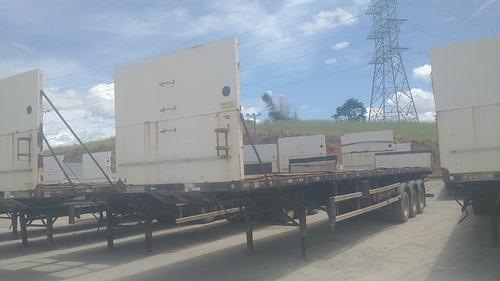 Randon Porta Container Carga Seca - 3237