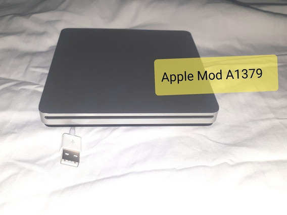 Gravador Apple Dvd Mod A1379 Superdrive Com Usb Original