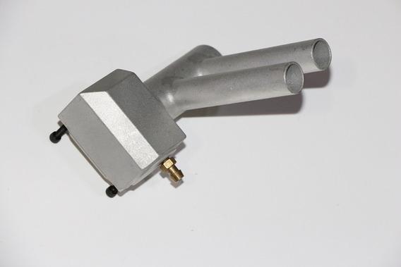 Muffler Tipo Pitts Distância Entre Centro Dos Furos 32 Mm