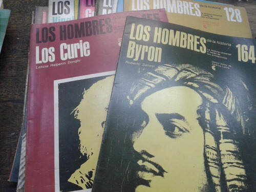 Los Hombres De La Historia * Ceal * Completa Tu Coleccion *
